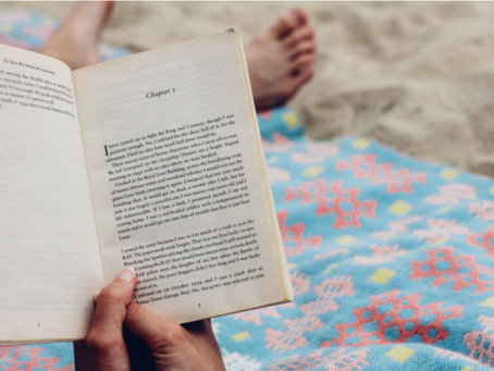 Bookworm Brits take multiple books on getaways but rarely finish all their reads