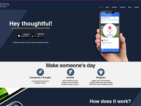 First thoughts on launching the UK's newest fundraising app
