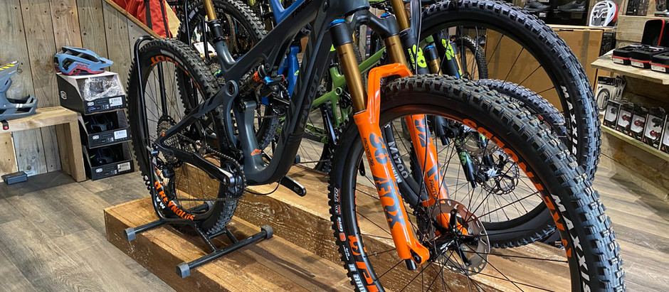 2021 bikes now in stock
