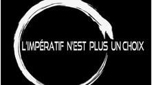 Livre paru - Arnaud Messieux - L'Impératif n'est plus un choix