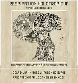 Respiration holotropique - Psychothérapie Var - Arnaud Messieux - www.psyvar.fr