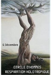 Cercle d'Hommes - Respiration holotropique - Psychothérapie Var - Arnaud Messieux - www.psyvar.fr