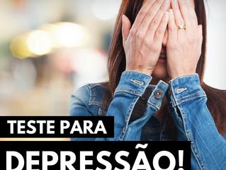 Teste Para Depressão!