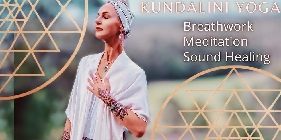 Kundalini Yoga & Sound 1.5 hour Journey 19th October -