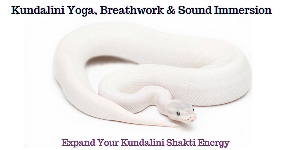 3 hour Kundalini Yoga, Breathwork Sound Healing Workshop High On Chi Nambour