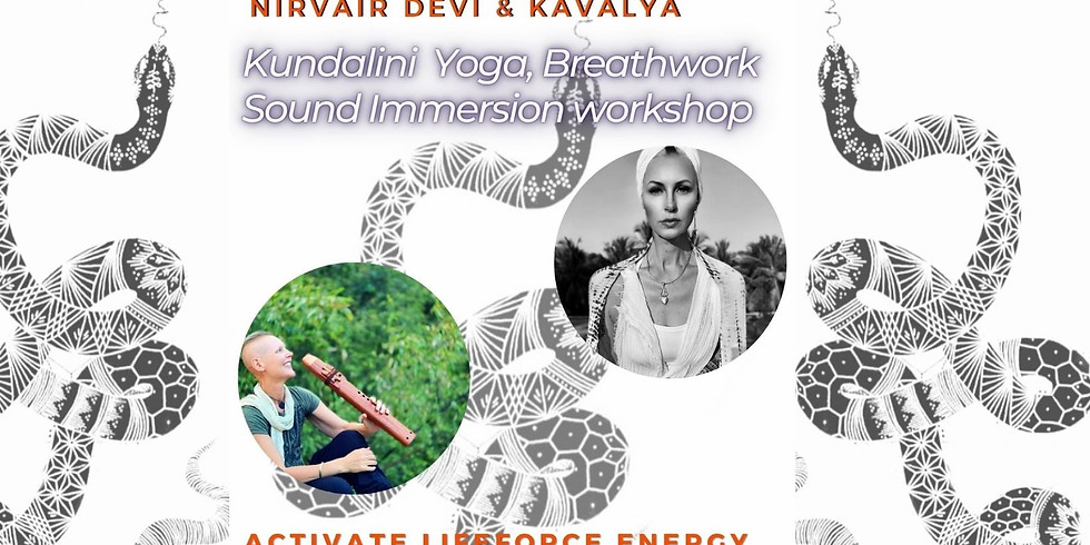 3 hour Kundalini Yoga, Breathwork Sound Healing Workshop The Chi Hub Nambour