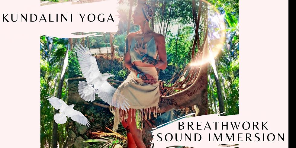 Equinox Kundalini Yoga & Sound Journey- 1.5 hour Journey 21st September
