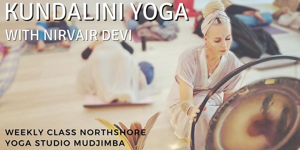 Kundalini Yoga & Sound- 1.5 hour Mudjimba North Shore Yoga Studio  14TH Sept