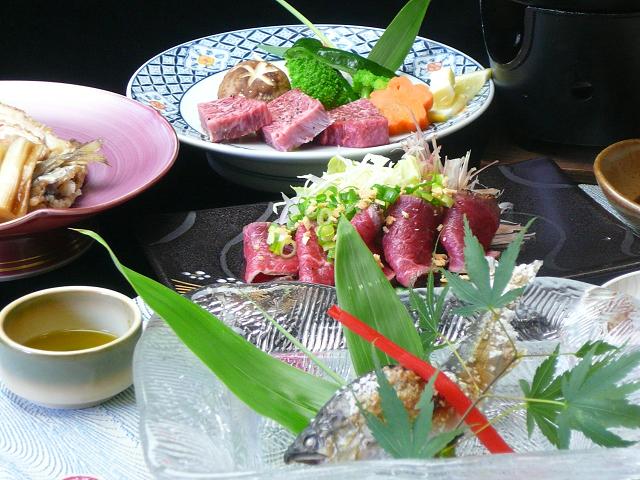 肉料理&魚料理