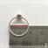 ¿Cómo medir tu talla de anillo?