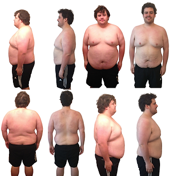Weight loss transformation - LEP Life