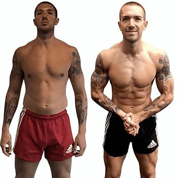 Nick Screeton - Online body transformati