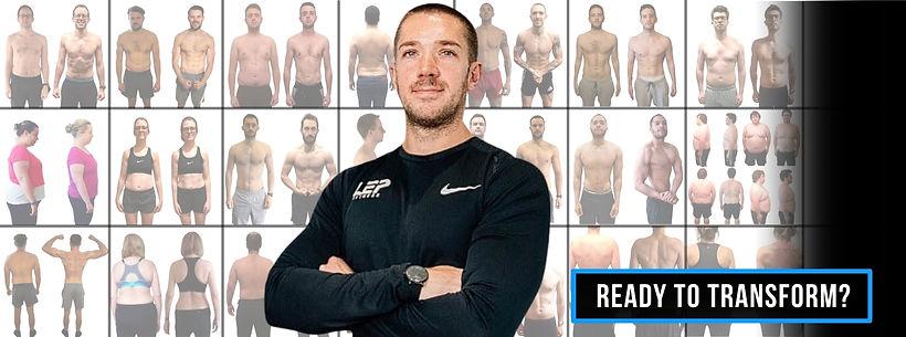 Body transformation coaching - LEP Life