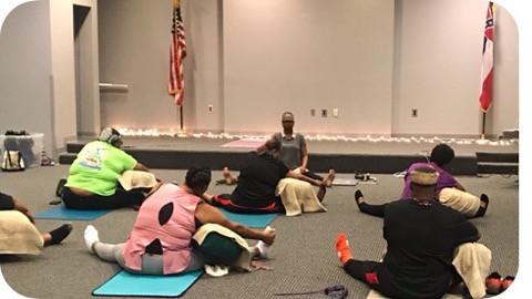 2nd Three Blessings Community Wellness Pop-up