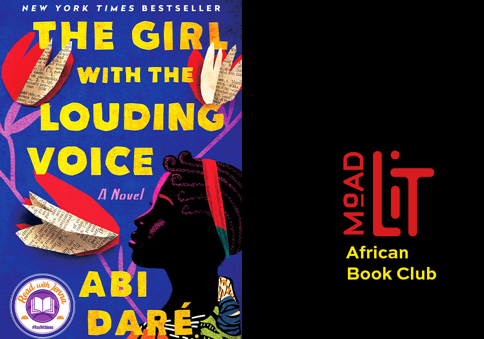 African Book Club: The Girl with the Louding Voice