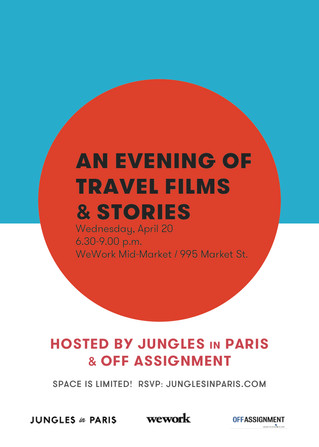 Jungles in Paris, Off Assignment & Me