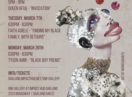 March Madness: 3 Events+International Women's Day+My Birthday!