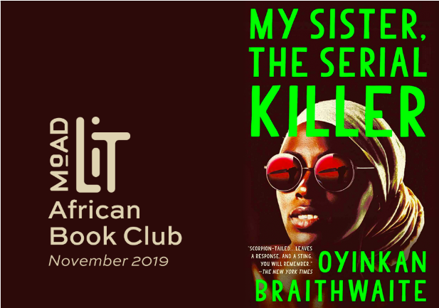 African Book Club (Nov)