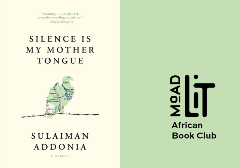 African Book Club: Silence Is My Mother Tongue
