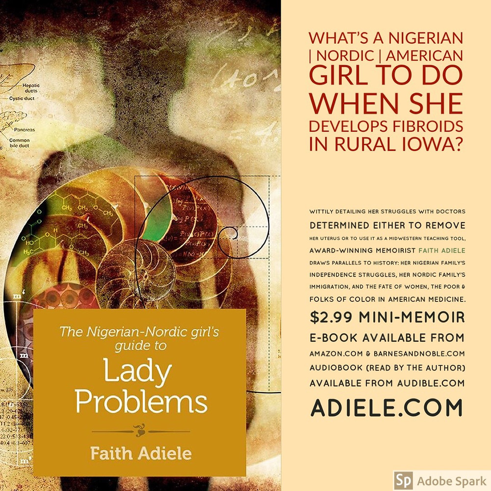 Lady Problems Book Cover & Blurb