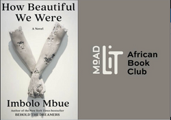 African Book Club, Sunday, July 25