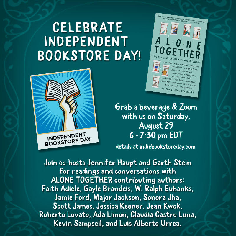 Alone Together/Indie Bookstore Day