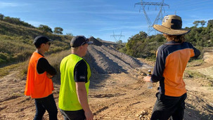 Design Consultancy - Trail Care works with professional trailbuilder firms to ensure that trail design meets strategic and other requirements for a project, including community needs