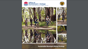 Trail Care has worked closely with NPWS and other organisations to assist in delivery of mountain bike strategy documents