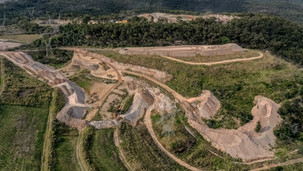 Bare Creek Bike Park - Trail Care has been involved throughout this process, from concept through to completion
