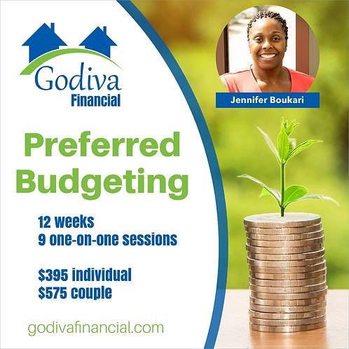 Preferred Budgeting
