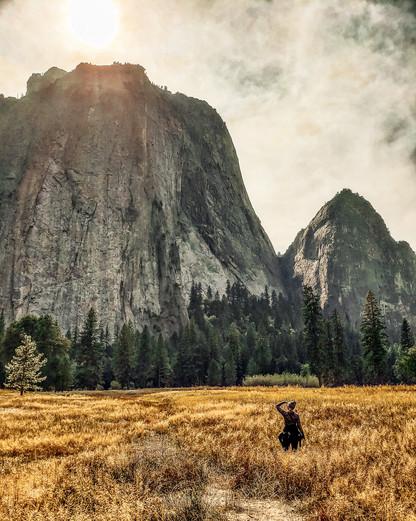 Olivia Hale - Yosemite NP