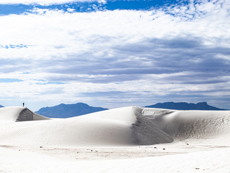 A Guide to White Sands National Park