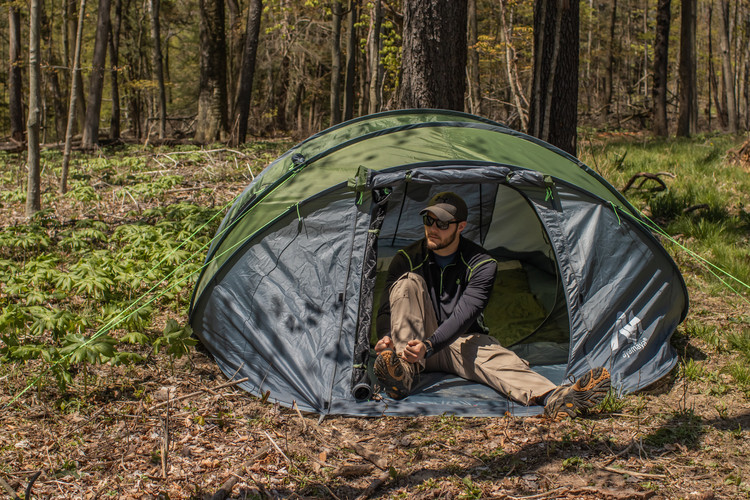 Colton Hale - Ayamaya 4 Person Tent