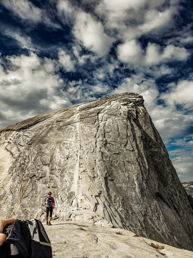 Half Dome Cables - pc: Olivia Hale Photography