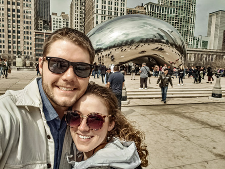 A Weekend in The Windy City