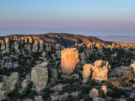 An AZ Must See: Chiricahua National Monument