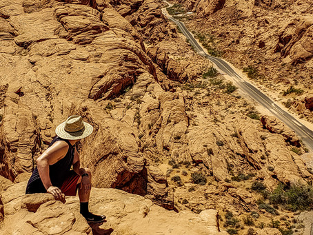 July '18: A Week's Trip Hiking UT and AZ