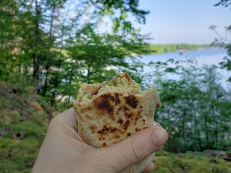 A Camper's Guide To Breakfast Burritos
