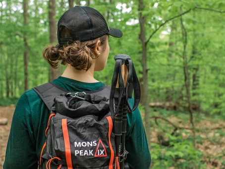 Hike On With Mons Peak IX
