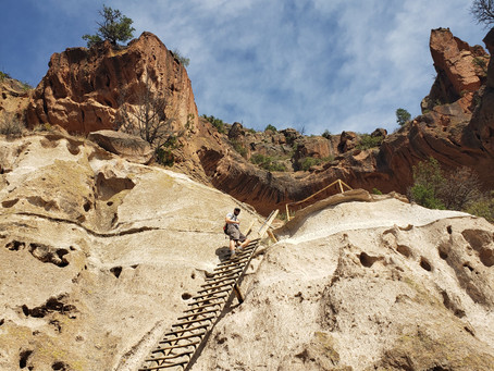 Our Weekend in Los Alamos: Bandelier National Monument & More