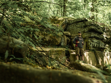 Ohio Finds: Whipp's Ledges