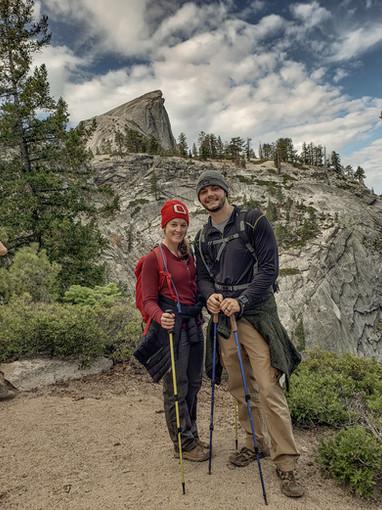 Colton & Olivia Hale - Yosemite NP