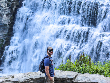 Grand Canyon of The East: Letchworth State Park, NY