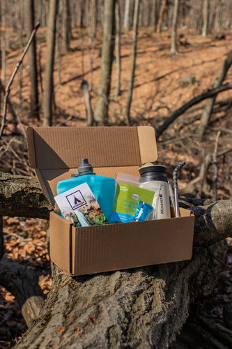 Nomadic Subscription Box - pc: Olivia Hale Photography
