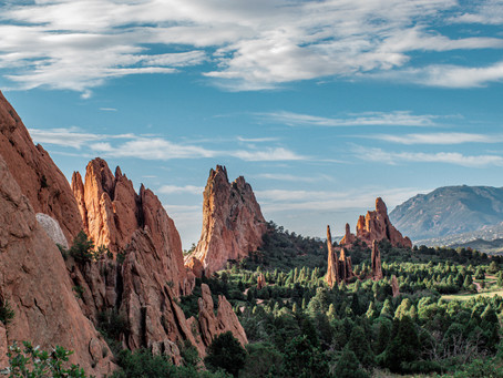 Garden of The Gods, A Colorado Must-See