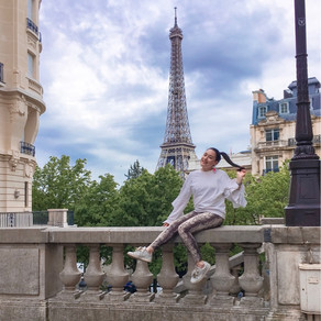Picture Perfect!                                        The Best Spots in Paris for a Pic