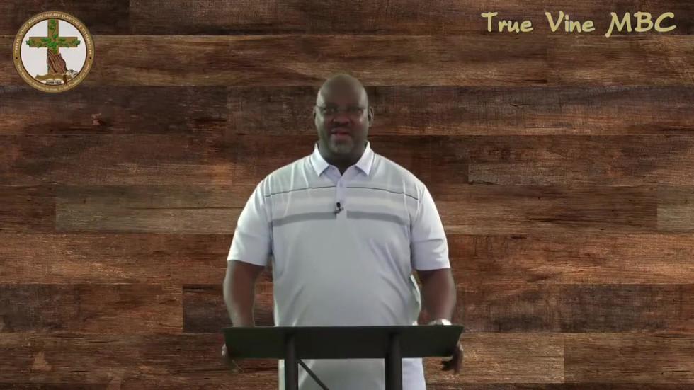 A Persevering Spirit - Psalm 27 13-14 (e