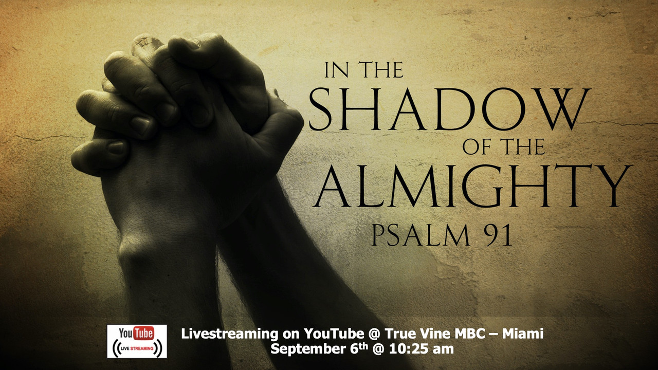 In The Shadow of the Almighty - Psalm 91