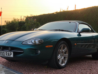 XK8 v XKR why didnt you buy the better one?