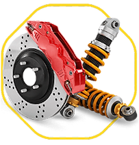 Brake Service Auto Repair Shop